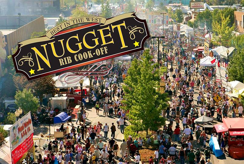 Best in the West Nugget Rib Cook Off - Williams Ltd.